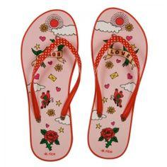 30592bd73 Cute Flip Flops by  Rice dk