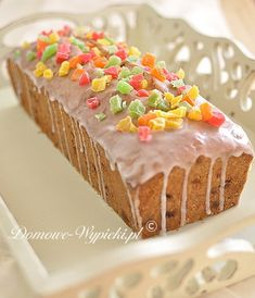 Krispie Treats, Rice Krispies, Dessert Recipes, Desserts, Vanilla Cake, Cooking Recipes, Food, Biscuits, Postres