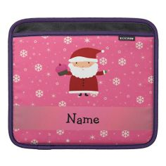 >>>Low Price          Personalized name santa cupcake pink snowflakes iPad sleeve           Personalized name santa cupcake pink snowflakes iPad sleeve so please read the important details before your purchasing anyway here is the best buyHow to          Personalized name santa cupcake pink...Cleck Hot Deals >>> http://www.zazzle.com/personalized_name_santa_cupcake_pink_snowflakes_ipad_sleeve-205177510328938816?rf=238627982471231924&zbar=1&tc=terrest