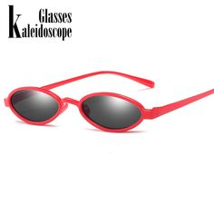 3205a9ae0ca5 Vintage Womenm Men Small Sunglasses Cat eye Eyewear Brand Designer Retro  Tiny Oval Sunglass Female UV400 Sun glasses Goggles