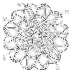 PennyRae's Creation's: Zendala® Dares #52