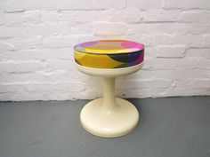 tulip stool from vintage actually
