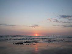 Costa Rica beach by eileeninmd, via Flickr