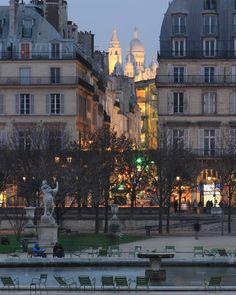 Beautiful Paris.