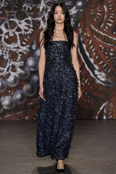 Jenny Packham Fall 2015 Ready-to-Wear - Collection - Gallery - Style.com #JennyPackham #NYFW