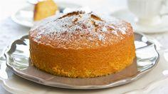 Flourless orange cake | OverSixty