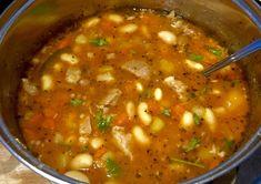 Pikantna zupa fasolowa - Blog z apetytem Cordon Bleu, Pina Colada, Chana Masala, Cheeseburger Chowder, Pesto, Mango, Cooking Recipes, Vegetables, Ethnic Recipes