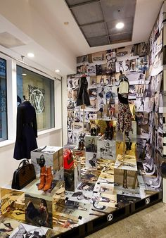 Dover Street Market, London The cooled boutique in london , Colette style in Paris Dover Street Market London, Merchandising Displays, Shop Displays, Store Image, Visual Display, Store Windows, Shop Fronts, Window Design, Retail Shop