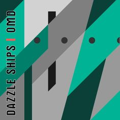 Dazzle Ships by Orchestral Manoeuvres in the Dark is one of my absolute favourite albums. Its bleak technologism, elegiac sense of entropy, postmodern anxiety and claustrophobic urbanism were major, foundational inspirations for the mood of Astrid's city. Sleeve art scan from Album Art Exchange.