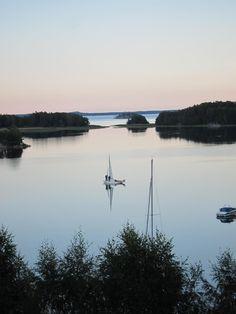 archipelago Stockholm, Sweden