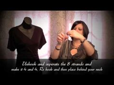 ▶ Five Ways to Wear You Manhattan Necklace from Premier Designs - YouTube