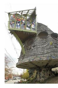 who have guessed that this innovative house was hidden in hyde park cincinnati ohio.