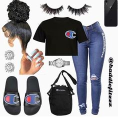 Stylish Outfits for Teens Cute Lazy Outfits, Swag Outfits For Girls, Teenage Girl Outfits, Cute Swag Outfits, Teenager Outfits, Dope Outfits, Teen Fashion Outfits, School Outfits, Baddie Outfits Casual