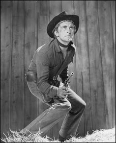 "Kirk Douglas Western movies | Kirk made many westerns. One of my favorites is ""Man Without a Star ..."
