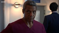 Ric Griffin - Hugh Quarshie 18.52 Holby City, Fictional Characters