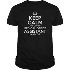 Awesome Tee For Medical Office Assistant T Shirts, Hoodies. Check Price ==► https://www.sunfrog.com/LifeStyle/Awesome-Tee-For-Medical-Office-Assistant-109327690-Black-Guys.html?41382