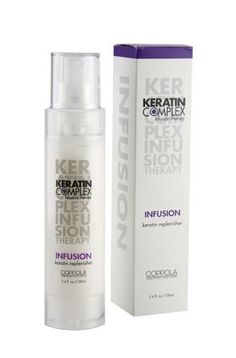 Keratin Complex Infusion Keratin Replenisher 1.7 Oz * This is an Amazon Affiliate link. Want to know more, click on the image.