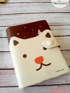 Wonderland: korean stationery  - cute little planner!
