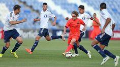 18 year old Halilovic already gathers opponents around him