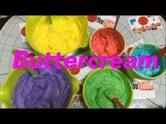 Como fazer Buttercream para confeitar Akemicakesjapan - YouTube