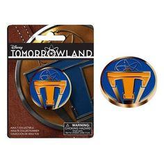 Tomorrow Land Pin 1964 Disney Land Movie Action Figure Rare Exclusive Seal Patch #Disney #Tomorrowland