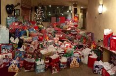 This year's response to the 88.5 WJIE Christmas Dream Tree was fantastic! Pictured: some of the gifts given this year to the 88.5 WJIE Christmas Dream Tree. Many more were given as well! We are inspired once again by the generosity of everyone who gave. Many in our community will be blessed this Christmas because of these gifts-thank you!