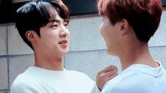 jin and j-hope - 2seok - bts