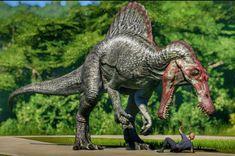Spinosaurus, Jurassic Park World, Falling Kingdoms, Sea Monsters, Prehistoric, Godzilla, Love Art, Evolution, Concept Art