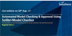 In this webinar we are going to illustrate how SMC makes it possible to automate a wide range of checks that could significantly improve your own workflows, and save you considerable time.  This webinar is going to talk about: ADVANCED CLASH DETECTION & MANAGEMENT  DEFICIENCY DETECTION  VERIFY MATCHING ELEMENTS IN ARCHITECTURAL & STRUCTURAL DESIGNS  MANAGING CHANGE ORDERS OR DESIGN VERSIONS  INSTANT BIM DATA MINING