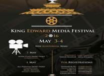 KING EDWARD MEDIA FESTIVAL 16 in Lahore http://allevents.pk/events/KING-EDWARD-MEDIA-FESTIVAL-16-in-Lahore #KINGEDWARD    #Media   #Festival    #Lahore