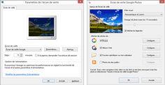 Mise en place écran de veille Google Photos