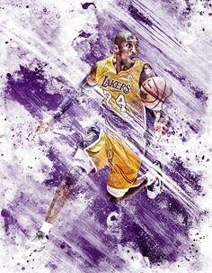 Basket ball street kobe bryant ideas for 2019 Kobe Bryant 8, Kobe Bryant Family, Lakers Kobe Bryant, Basket Drawing, Kobe Bryant Pictures, Nba Wallpapers, African American Art, Black Mamba, Abstract Drawings