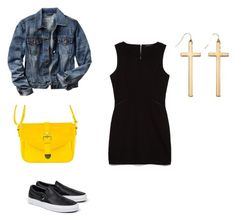 A fashion look from August 2015 featuring embellished cocktail dresses, tall denim jacket and slip on flats. Browse and shop related looks. Manga, Polyvore, Fashion Looks, Slip On, Denim, Jackets, Shopping, Dresses, Down Jackets