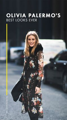 Olivia Palermo is known for her outfits. Here are some of her favorites—these are worth pinning to your Style board.