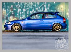 "98 Honda Civic ""JDM EK"", via Honda-Tech Marketplace"