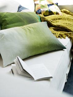 Esprit e-wave Cushion Cover green #cushion