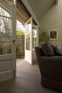screen porch doors ? Portfolio - Hayburn & Co