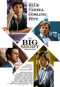 Big Short, 2015 plakat