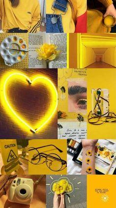 Wallpaper preto e amarelo 44 ideas Iphone Wallpaper Yellow, Neon Wallpaper, Iphone Background Wallpaper, Aesthetic Pastel Wallpaper, Tumblr Wallpaper, Trendy Wallpaper, Pretty Wallpapers, Aesthetic Wallpapers, Yellow Aesthetic Pastel