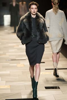 Trussardi Fall 2015 Ready-to-Wear - Collection - Gallery - Style.com