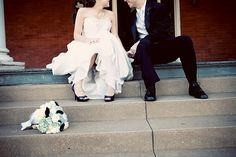 I MUST have artsy wedding photos like this!