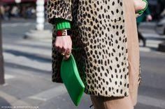 Marcus Design: {fashion meets decor: kelly green & leopard pt 3}