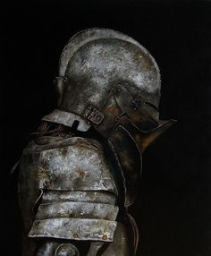 Armor after battle
