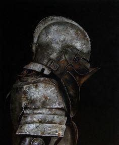 Armor after battle