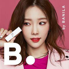 Taeyeon for Banila Co. #taeyeon #snsd #태연 #소녀시대