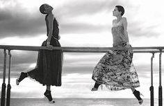My favourite s/s12 campaign. Shot by Karl Lagerfeld for Chanel