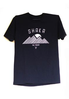 Shaka Clothing — Mountain Tee