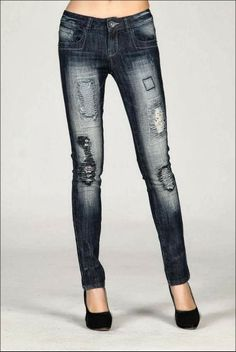 Latest And Stylish Ladies Jeans From Winter Collection 2014
