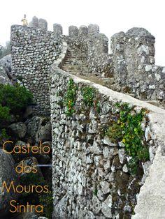Castelo dos Mouros in Sintra, Portugal