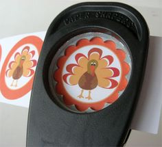 Free Thanksgiving Food toppers